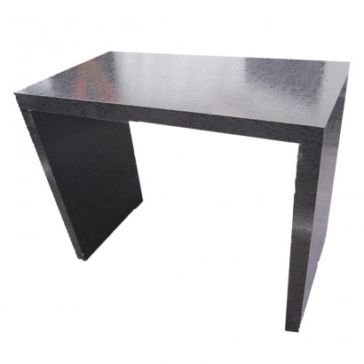 U-Table-zwart-kroko